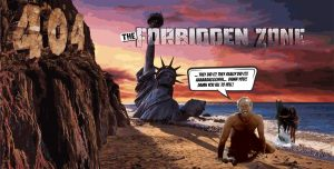 The Forbidden Zone - 404 Page